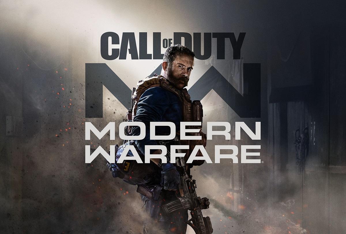 обложка к игре Call Of Duty Modern Warfare 2019